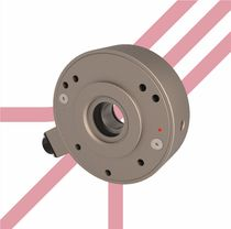Tension load cell / doughnut-shaped / compact / high-precision