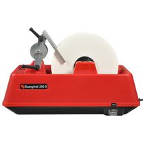 Bench grinder / electric / for stone