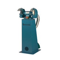 Bench-top grinder / electric / double-disc