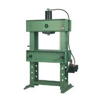 Hydraulic press / workshop