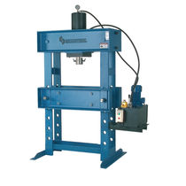 Manual press / electro-hydraulic / workshop