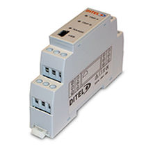 Temperature converter / DIN rail