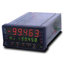Digital display / 6-digit / 7-segment / built-in