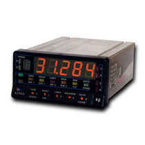 Digital display / 5-digit / 7-segment / for load cells