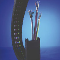 Data electrical cable / DIN / copper / highly flexible