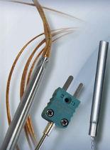 Thermocouple temperature probe