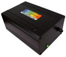 UV-VIS-NIR spectrometer / fiber optic / CCD / rugged