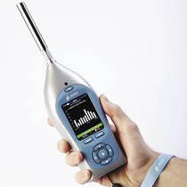 Integrating sound level meter / class 2 / data logging / real-time