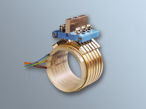 Hollow-shaft slip ring