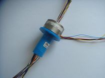 Capsule slip ring / with gold contacts