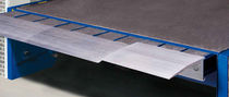 Telescopic dock leveler