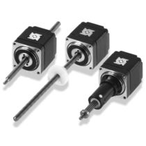 Linear actuator / electric / stepper / compact