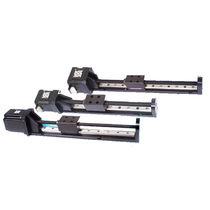 Guide rail / aluminum / stainless steel / motorized