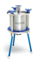 NBC (nuclear, biological, chemical) filtration unit / for liquids