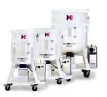 Dynamic mixer / batch / liquid / laboratory