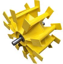 Roller pulley / for elevators