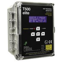Temperature monitoring device / level / speed / alignment