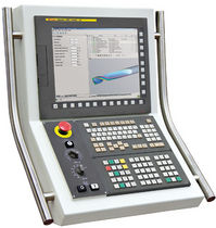 Flat grinding machine / internal cylindrical / CNC / for tubes
