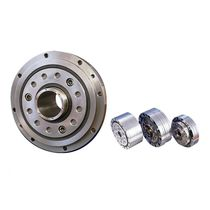 Cycloidal gear reducer / coaxial / zero-backlash / compact