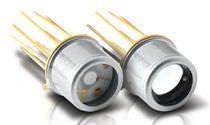 Terahertz detector / with pyroelectric sensor