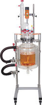 Chemical reactor / glass / laboratory / single-reaction