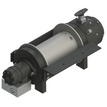 Hydraulic winch / compact / planetary