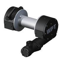 Electric winch / worm gear