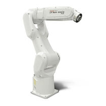 Articulated robot / 6-axis / handling / wall-mounted