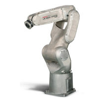 Articulated robot / 6-axis / handling / for wet environments