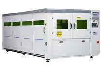 Metal cutting machine / fiber laser / CNC