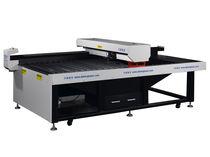 Acrylic cutting machine / metal / CO2 laser / sheet metal