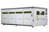 Metal cutting machine / fiber laser / CNC / for thin sheet metal