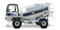 Diesel concrete mixer / mobile