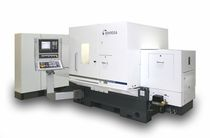 Centerless grinding machine / for tubes / CNC / precision