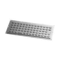 Panel-mount keyboard / 68-key / without pointing device / USB