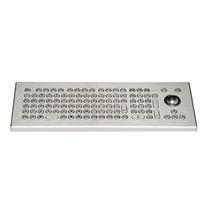 Panel-mount keyboard / 105-key / with trackball / USB