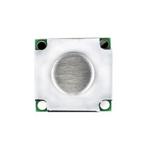 Panel-mount pointing device / industrial / stainless steel / waterproof