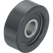Ball bearing / single-row / urethane / light-duty