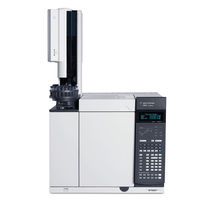 Gas chromatograph / MSD / laboratory