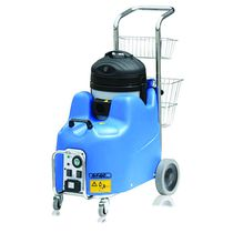 Electric steam generator / mobile