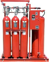 Water-based fire extinguishing system