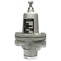 Water pressure regulator / for air / for gas / membrane