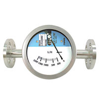 Variable-area flow meter / for oil / for gas / for liquids