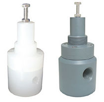 Diaphragm relief valve