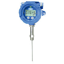 Thermocouple temperature transmitter / digital / with digital display / explosion-proof