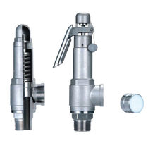 Directional safety valve / stainless steel