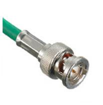 RF connector / BNC / straight / bayonet
