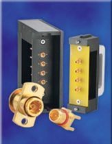 RF connector / coaxial / USB / rectangular