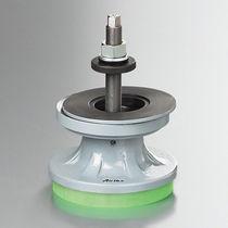 Machine foot / elastomer / anti-vibration