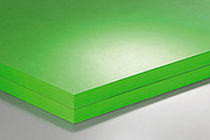 Non-slip vibration damping plate